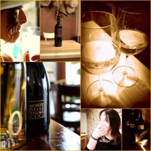 collage vino