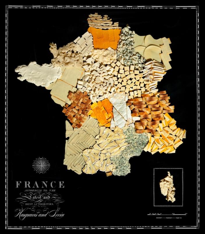 La Francia del Cibo