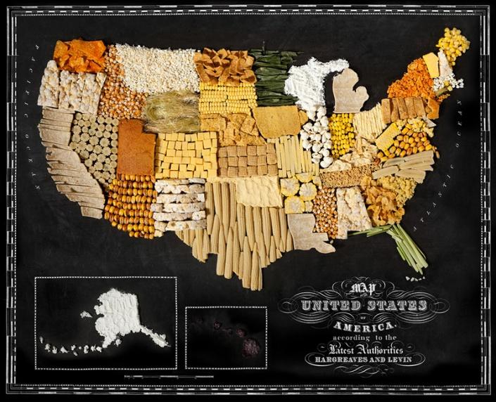Il cibo negli Stati Uniti!!!